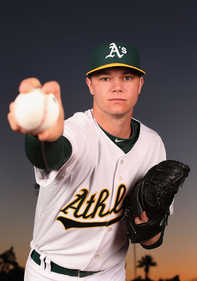 Sonny Gray may be the next young surprise for the rotation.