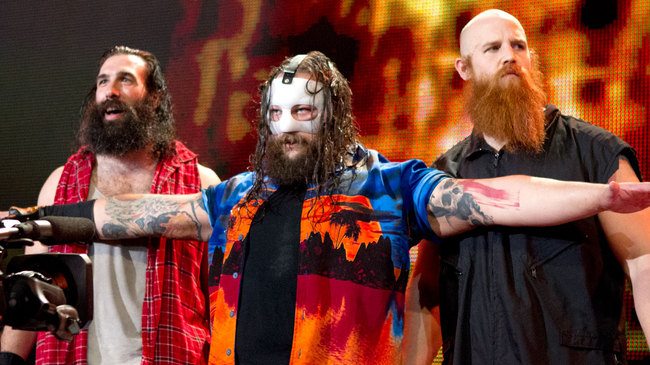 No one is quite sure what the Wyatt Family is going to do (Image Courtesy Of WWE.com)