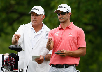 Adam Scott will need all of Stevie Williams' experience at Merion.