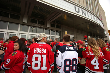 The United Center will be unfamiliar territory for the Bruins.