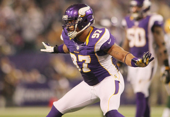 Everson Griffen can be even more productive in 2013.