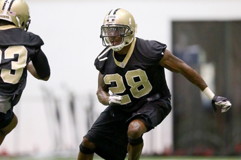 Keenan Lewis will be play a key role on the New Orleans Saints' defense.