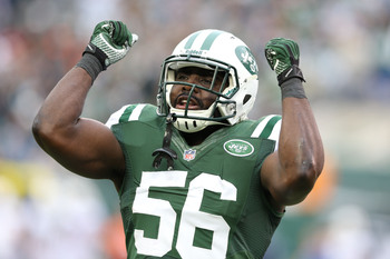 DeMario Davis is ready to be a force for the Jets.