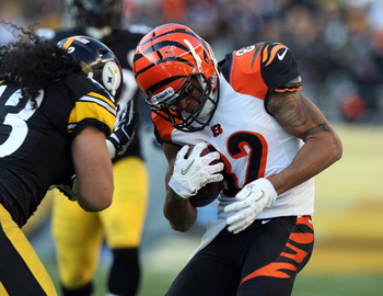 Marvin Jones can be more of a factor in Cincinnati this season.