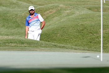 Jason Day has the game to be a contender this week.