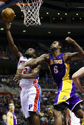 Will Bynum's athleticism allows him to finish at the rim against bigger defenders.