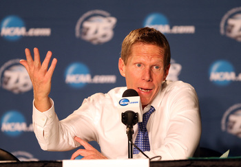 Mark Few was unable to comprehend the early exit a year ago, and he will look to take Gonzaga further this season.