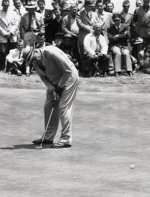 Sam Snead could never win a U.S. Open in his career (via Golf Digest).