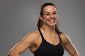 Alexis Davis (Photo credit: Invicta FC)