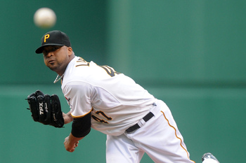 Francisco Liriano is showing signs of the brilliance he had during his rookie season.