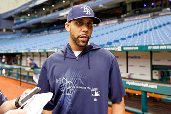 David Price has been on the DL since May 16, the first DL stint of his career.