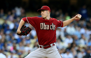 Patrick Corbin is undefeated for the Arizona Diamondbacks after 13 starts in 2013.