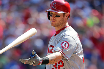 Josh Hamilton has been a disappointment since joining the Angels this season.