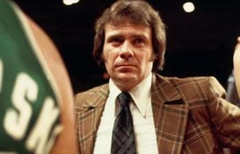 Between his hall of fame career and current work as a Celtic analyst, Tommy Heinsohn was a champion NBA coach