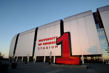 The Cardinals will use their home stadium for training camp.