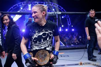 Photo Credit: Esther Lin/InvictaFC