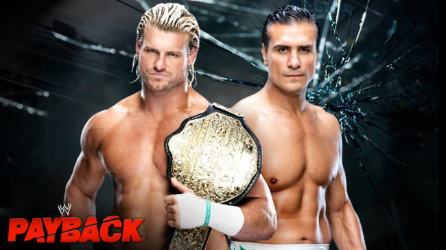 Dolph Ziggler vs. Alberto Del Rio (Courtesy of WWE.com)