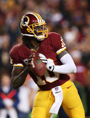 Is Robert Griffin III ready to return? All eyes will be on the star quarterback this offseason.