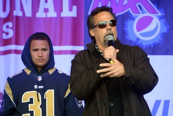 Behind new coach Jeff Fisher, the St. Louis Rams are another NFC West team on the rise.