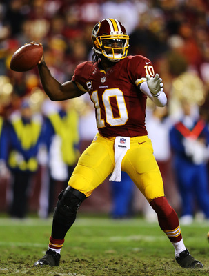 RG III comes in at 15th in our power rankings.