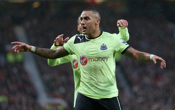Danny Simpson: Heading for the St. James' exit