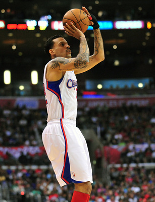 Matt Barnes can get it done on both ends of the floor.