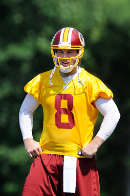 Rex Grossman may not be around much longer.