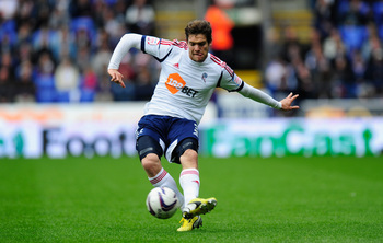Alonso with Bolton
