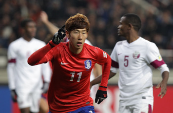 Bayer's newest signing, Son Heung-Min