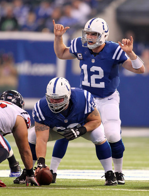 Andrew Luck is the Colts' biggest key to divisional dominance.
