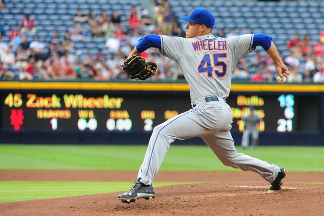 Grading MLB Debuts of Zack Wheeler, Wil Myers