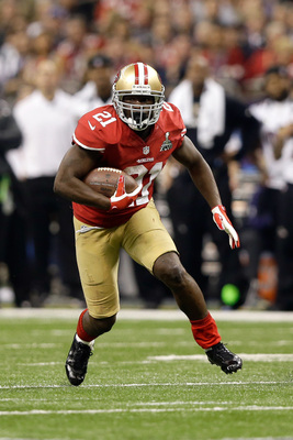 Frank Gore hopes he has much more left in the tank.