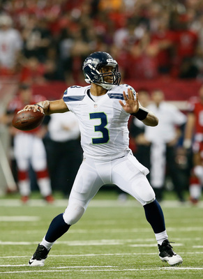 Seattle quarterback Russell Wilson will lead a tough Seahawks team.