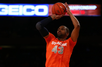 Southerland was a huge part of Cuse's Final Four team.