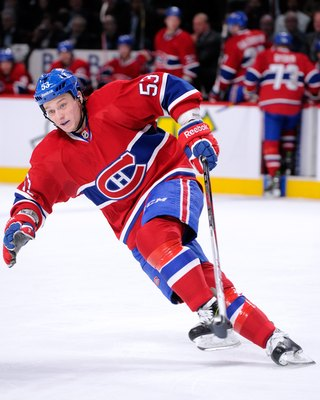 Montreal Canadien Ryan White.