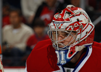 Montreal Canadien Carey Price.