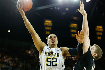 Jordan Morgan will have a chip on his shoulder this season.