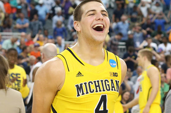 A breakout season from Mitch McGary is on the horizon.