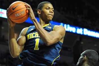 Expectations are high for Glenn Robinson III's sophomore season.