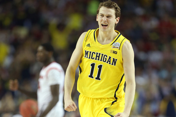 Nik Stauskas has to get better defensively in 2013-14.