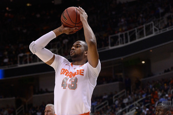 James Southerland's perimeter shooting could land him a roster spot.