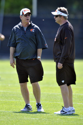 Rob Chudzinski and Norv Turner should be able to get the most out of the Browns' young offense.