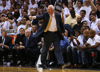 Gregg Popovich would join the ranks of best coaches to ever strut a sideline