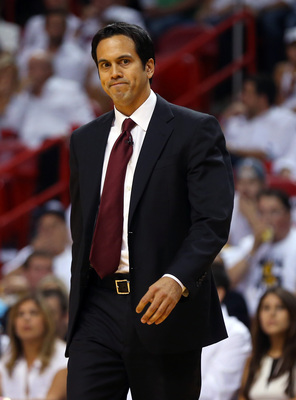 With a win, Erik Spoelstra may start to make a case for the Hall of Fame