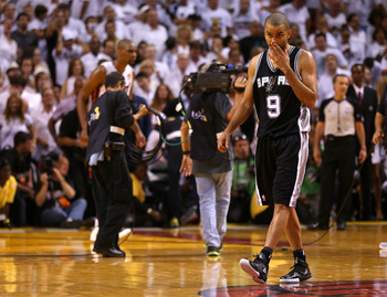 Tony Parker could cement his Hall of Fame status with a win tonight