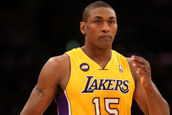 Metta World Peace's old legs are hardly ideal for the fast-paced LA Lakers.