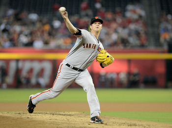 Matt Cain's current ERA is the highest of his career.