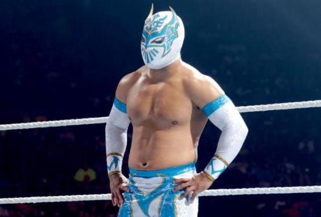the gallery for gt wwe sin cara unmasked 2013