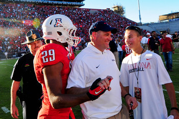 Exhibit A: Rich Rodriguez is actually employed in the Pac-12.