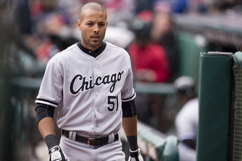 Will Alex Rios soon be saying goodbye to Chicago?